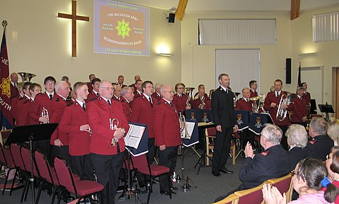 Sunderland Monkwearmouth Band
