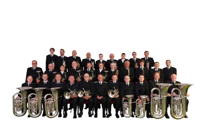 Full Band Blue Tunics